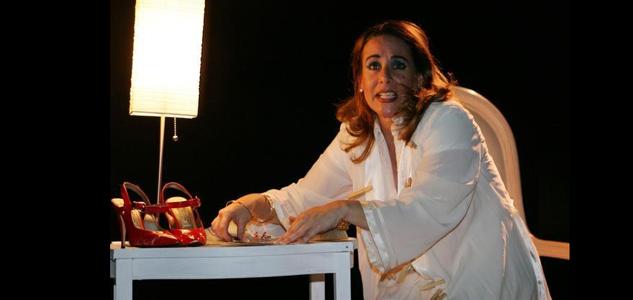 Belkis Proenza, una actriz que canta y baila