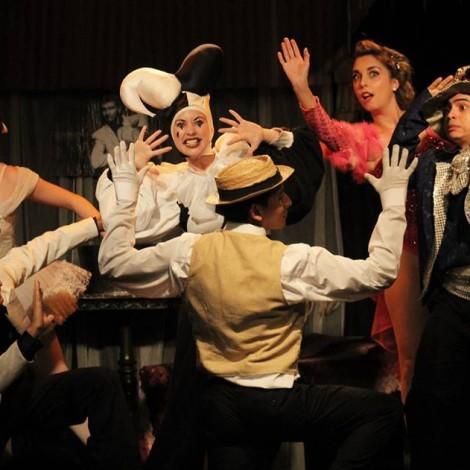 Recuerdos de Tulipa, Teatro Musical