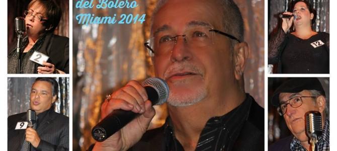 1er. Festival del bolero en Miami: el género musical más gustado