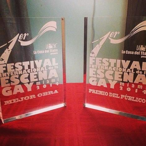 Imágenes de la clausura del Festival Internacional de la Escena Gay, FIEGay Miami 2014