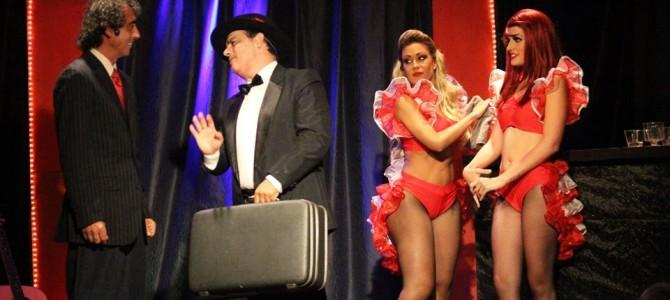 """En la Casa del Téatro: la grata puesta de """"Bonita. El Musical"""""""
