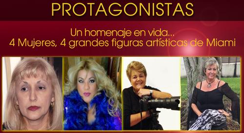 PROTAGONISTAS